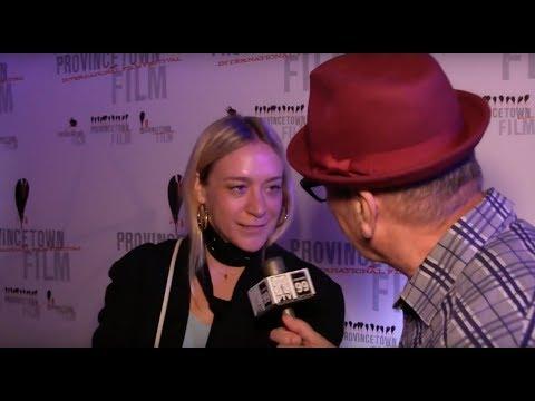 Chloe Sevigny on The Red Carpet