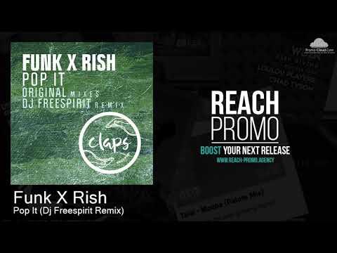 CLREC040 Funk X Rish - Pop It (Dj Freespirit Remix) [Tech House]