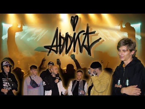 Addict #14 - Fashion Week /w Stein27 & Opak Dissu Label
