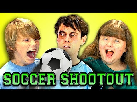 Thumbnail: Kids React to Top Soccer Shootout Ever With Scott Sterling