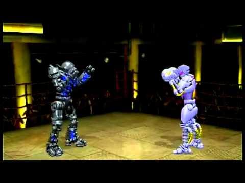Real Steel- Best Robot, Robot owns Palladius