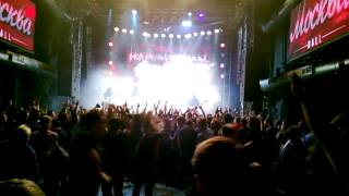 Heaven Shall Burn - Return To Sanity (Live in Moscow 22.03.13)