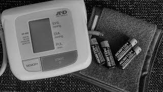 Чи буде працювати тонометр від акумуляторів АА.