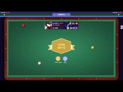Carom Shots Part 4   NO MISS   FATIH T-RAP   GAMEZER V7