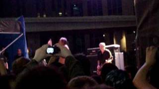 Iggy and the Stooges - No Sense of Crime + No Fun Toronto 2010