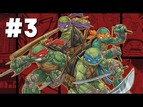 Teenage Mutant Ninja Turtles: Mutants in Manhattan #3