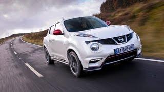 Наши Тесты Nissan Juke Nismo 1.6 200 Hp 2013