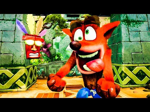 ΤΟ ΚΑΛΥΤΕΡΟ ΠΑΙΧΝΙΔΙ!!! - Crash Bandicoot (N. Sane Trilogy) #1