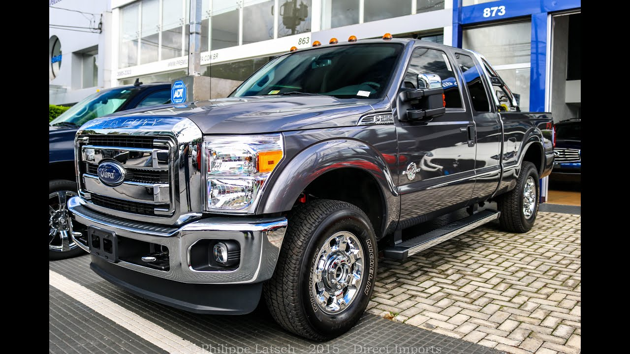 Ford F-250 Xlt - Direct Imports