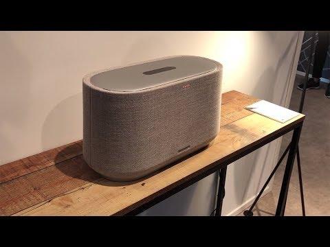 Citation 500 Lyxig Multiroom Högtalare Med Google Assistant