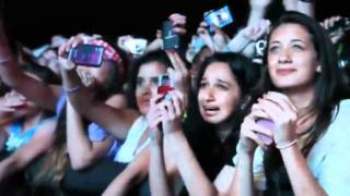 Justin Bieber Israel Tour