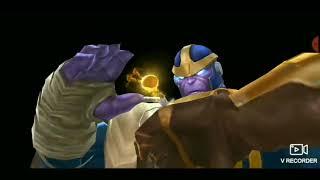 Thanos T-3 Marvel Animation