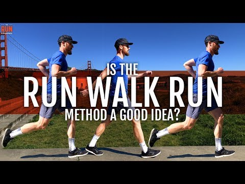 Is the Run Walk Run Method a Good Idea?