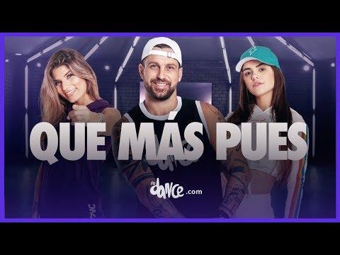 Que Más Pues – Sech ft. Justin Quiles, Maluma, Nicky Jam, Farruko, Dalex, Lenny Tavárez