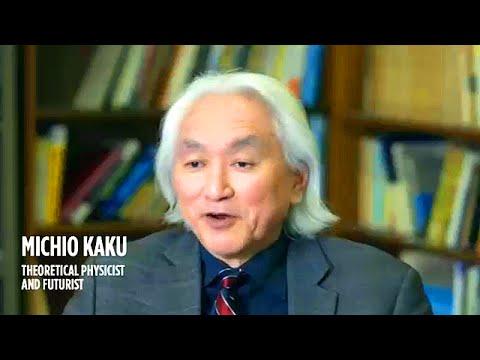 Michio Kaku  - Caveman Theory
