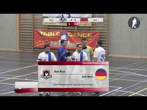 IMSC Day 2016: Achtelfinale 1:  Bad Boys - Guli Muli