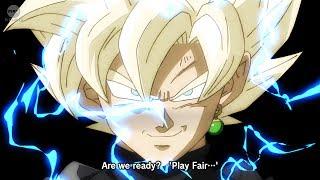 【MAD】DragonBall Super Opening (Black Goku Arc) manga vers. [FANMADE]
