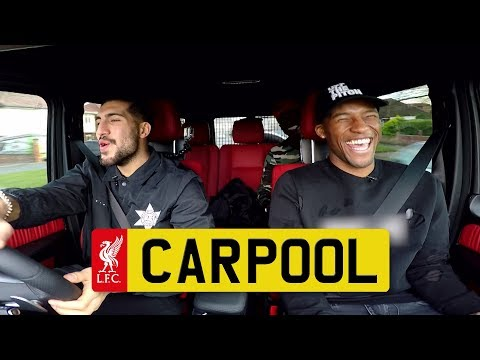 LFC Carpool: Can, Wijnaldum & Mane | Blanked calls, Three Little Birds and more