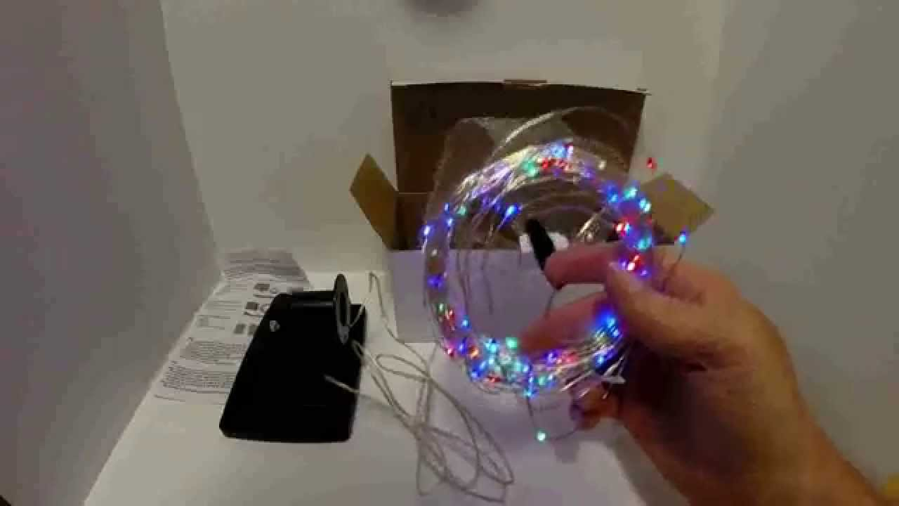 maxresdefault solar powered 150 led 72 feet string lights starry copper wire