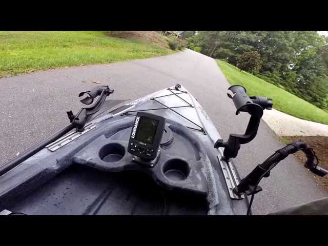 2014 Kayak Setup - Ascend  FS10