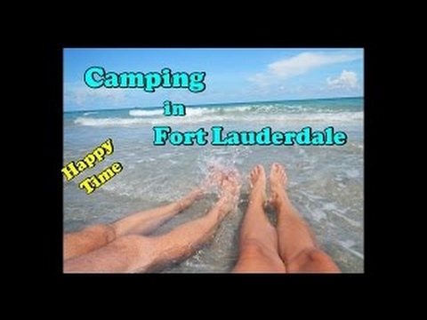 RV Camping in Fort Lauderdale Florida
