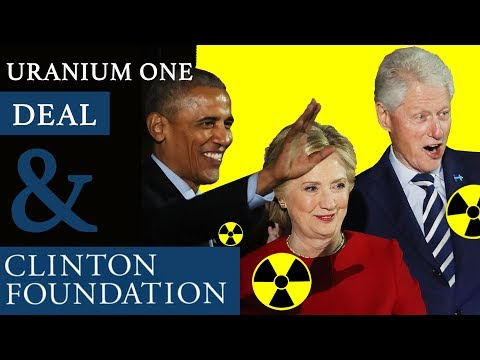 Uranium One: Shady Money and the Clinton Foundation | Americ