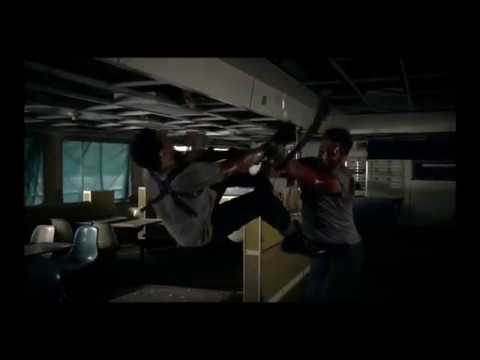 the Marine 3 Fight Scene