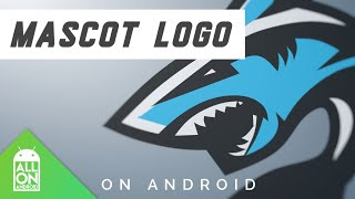 Gambar cover How to make Mascot logo on Android | Infinite Design
