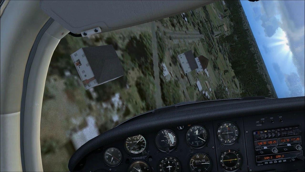 Piper Tomahawk Wallpaper Crash Piper Tomahawk Fsx