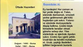 UFTADE HAZRETLERİ (YOLUMUZU AYDINLATANLAR)