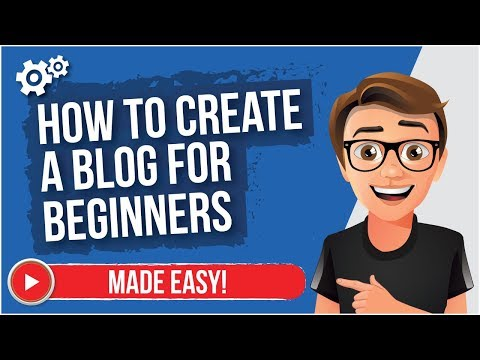 How To Create A Blog 2017 (In 15 Mins)