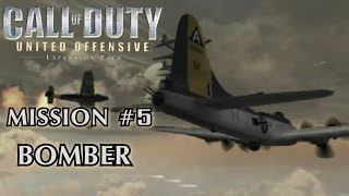Call of Duty: United Offensive - Mission #5 - Bomber (British Campaign)