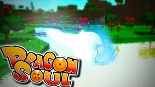 Roblox Dragon soul - New Dragon ball game! (Roblox Dragon ball)(RPG) [BETA]
