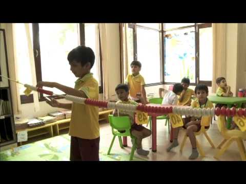 Math Teaching and Learning at Indus World School