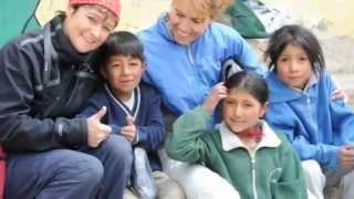 Les enfants de l'Équateur