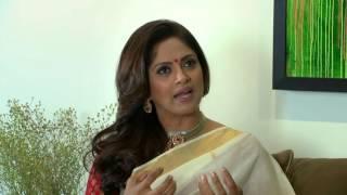 Ayiram Kannumayi Nadiya I Interview with Nadiya - Part 1 I Mazhavil Manorama
