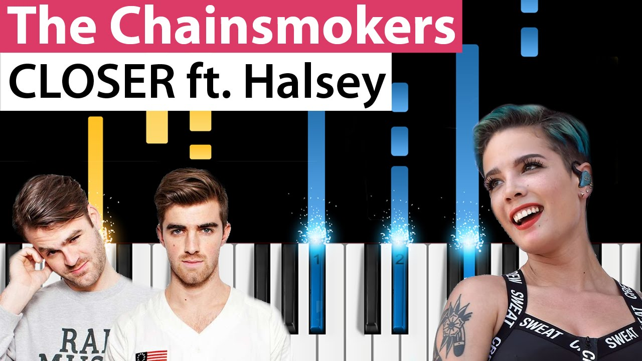 closer the chainsmokers how to play