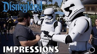 Stormtroopers Almost Arrested Me! - Disneyland Impressions