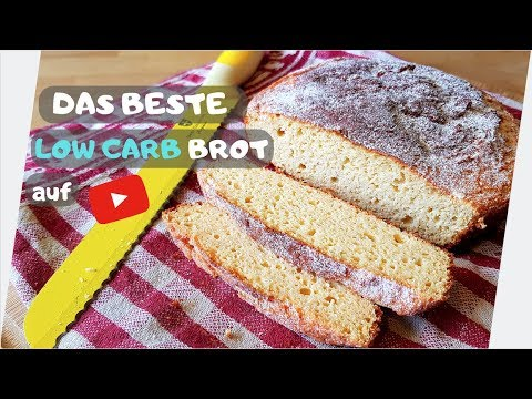 das beste low carb low fat brot auf youtube rezept. Black Bedroom Furniture Sets. Home Design Ideas