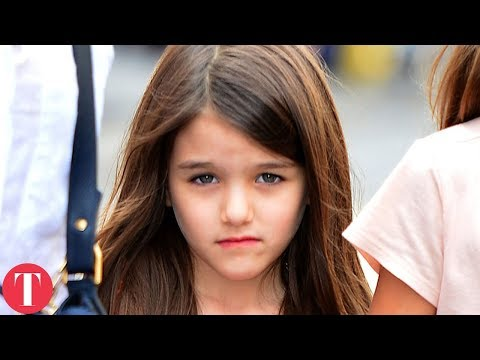 10 Strict Rules Suri Cruise MUST Follow