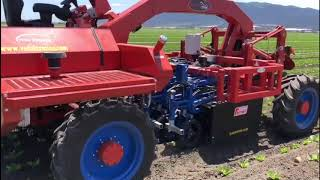 Skorpion: Self Propelled Automatic Weeder