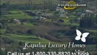 Kapalua Villas in Maui Video