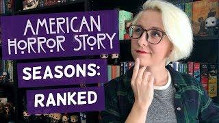 American Horror Story Seasons: Ranked