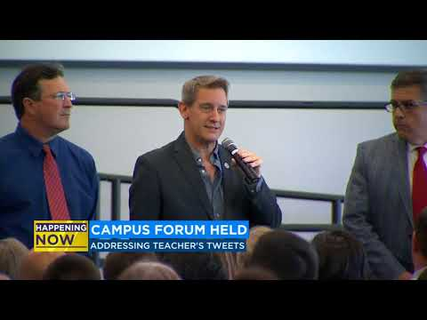 Fresno State holds forum for staff and students after controversy involving professor