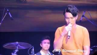 陳柏宇Jason Chan~[回眸一笑+宇季]~ Escape Live Session@2015-06-23