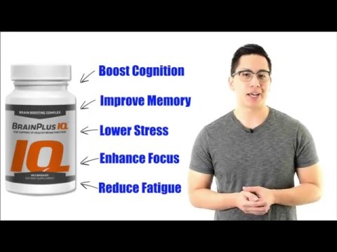 Brain Plus Iq Pills Review