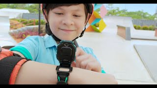 imoo Watch Phone Z6 | Watch Phone Flip Pertama di Dunia