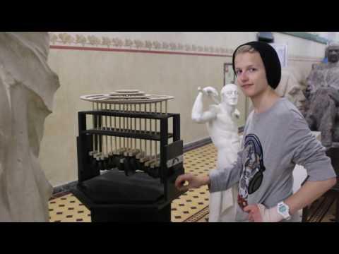 Liam cranks art Latvia Art Academy