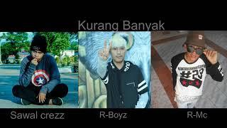 Download Mp3 Kurang Banyak Ft R-boyz X Sawal_crezz