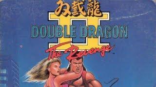 Double Dragon 2 - The Revenge - PC Engine Niveau1